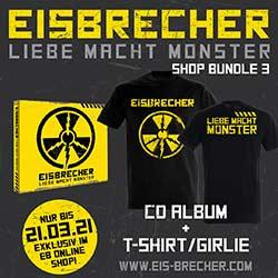 Liebe macht Monster! Shopbundle 3