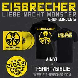 Liebe macht Monster! Shopbundle 5